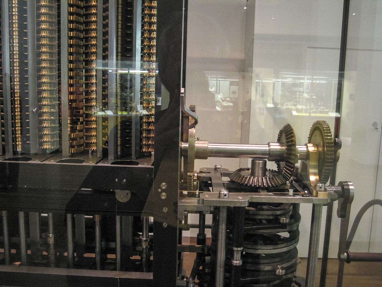 Detail from the Difference Engine #2