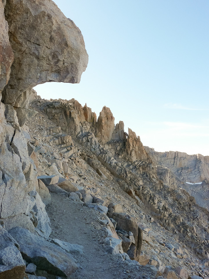 8:59 -- It's getting rocky up here.