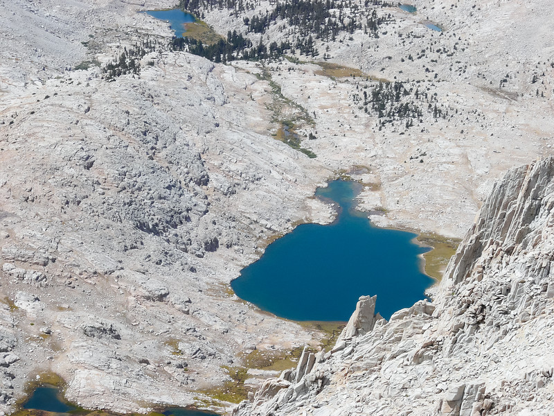 12:53 -- Guitar and Timberline Lakes are a long way down.