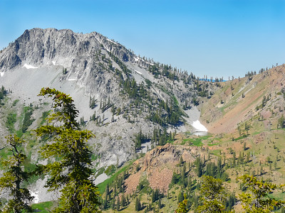 Trinity Alps: Swift Creek - July 2009