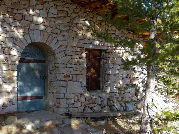 It's an old Sierra Club building.