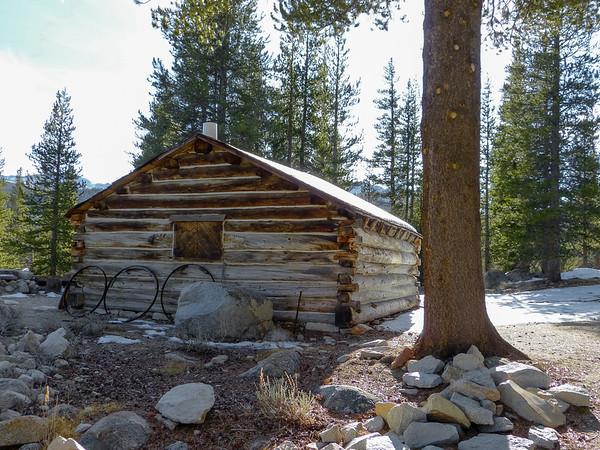 McCauley Cabin.
