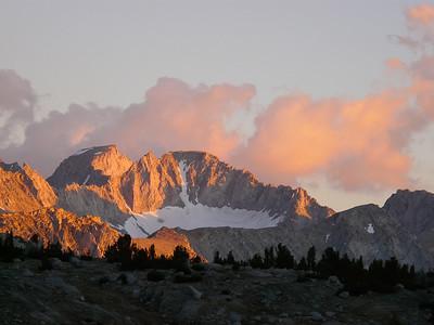 Mono Pass to Pioneer Basin- August2011