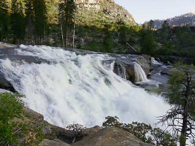 Yosemite: Rancheria Falls - May 2011