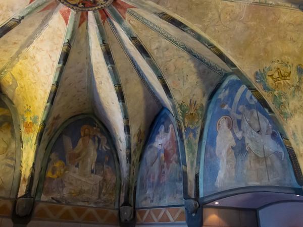 The chapel at Marksburg.