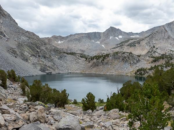 Ruwau Lake.