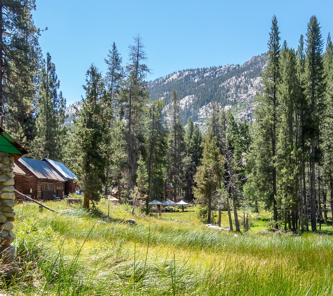Muir Trail Ranch.