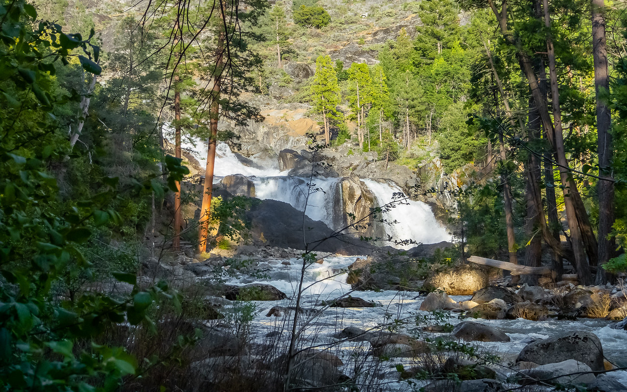 Upper Rancheria Falls.