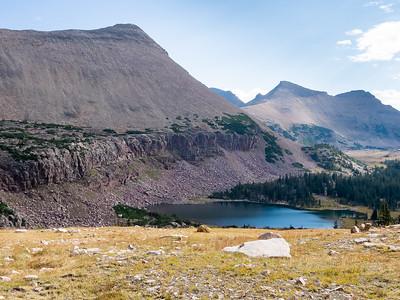 Upper Rock Creek Basin