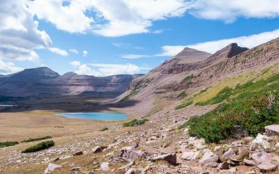 Utah: High Uintas Wilderness- September2013