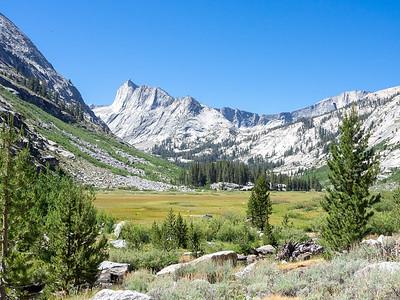 Deadman Canyon Loop - June/July 2014