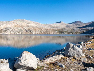 Desolation Lake and Out - Sept 2014