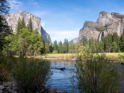 Yosemite Frontcountry
