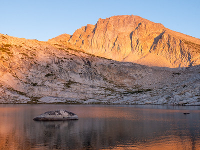Lakes of the Fish Creek Basin- August 2015