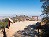 """The Mary Bowerman Trail overlook """"observatory""""."""