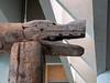 Kwakwa̱ka̱'wakw house carving.