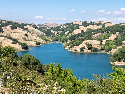 Briones Reservoir - June 12 2017