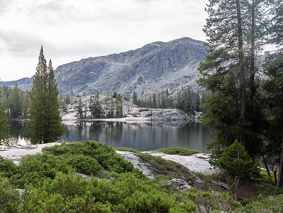 Yosemite: Jack Main / Tilden Lake Loop- August 2017