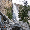 """A second view of Nevada Falls, this one from part way up the Upper Mist Trail.  I took just about the same shot in <a href=""""https://jtringl.smugmug.com/Browser/Sierra-Nevada-North/Little-Yosemite-Valley/i-c9CMJ4Q/A""""><u>2014</u></a>."""