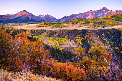 Mount Wilson Colorado