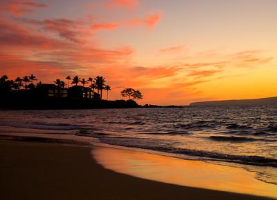 Maui Sunset Molokini