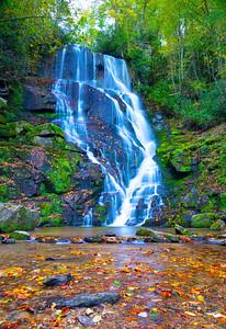 Estatoe Falls October