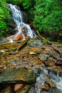 Log Hollow Falls