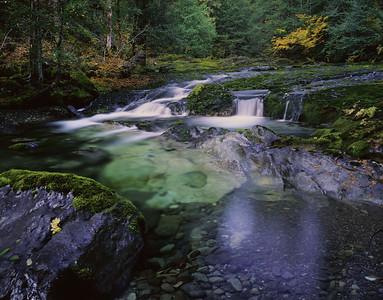 Opal Creek Wildnerness fall 2011