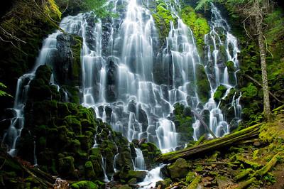 Ramona Falls Mt Hood