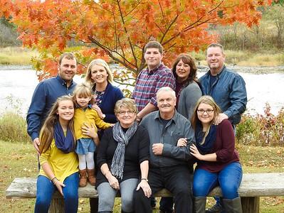 Bruce Labbe Family (Group Shots)
