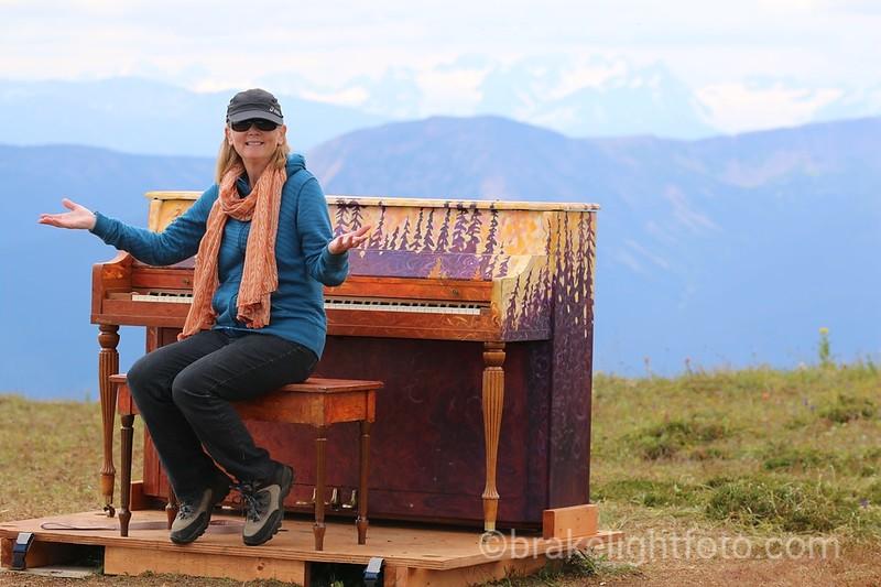 A Piano?
