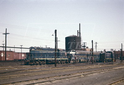 B&O--East St Louis IL--1956 0310
