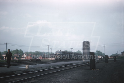 B&O--Willard OH--1957 0511