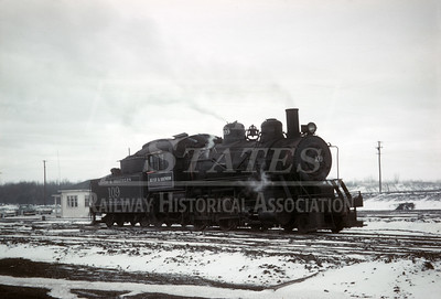 B&S--south of Bevier MO--1958 0306