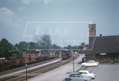 CNR--Brantford ON--1958 0705