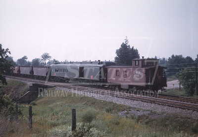 west of Brantford ON--1958 0705