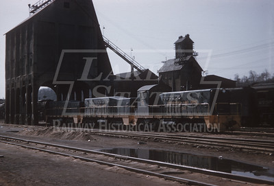 C&O--Russell KY--1958 0407