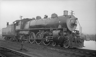 2018.008.CGW.S.15--bruce meyer 116 neg [Robert Graham]--CGW--steam locomotive K-5 932--Minneapolis MN--c1935 0000