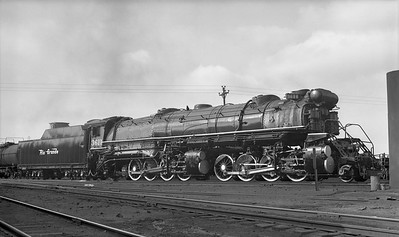 2018.008.DRGW.S.281--bruce meyer PC neg--D&RGW--steam locomotive 2-8-8-2 L-132 3611--location unknown--no date