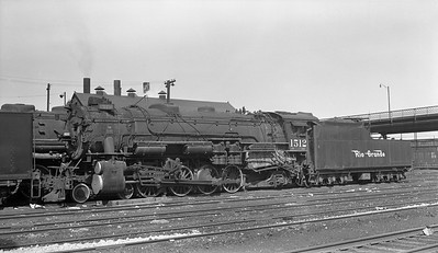 2018.008.DRGW.S.066--bruce meyer 116 neg--D&RGW--steam locomotive 4-8-2 M-78 1512--location unknown--no date