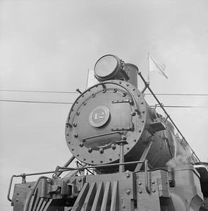 2018.008.EBT.S.03--bruce meyer 120 neg--EBT--steam locomotive 2-8-2 12 detail--Rockhill PA--1960 1016