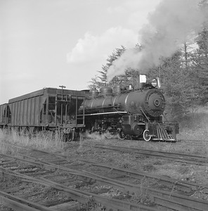 2018.008.EBT.S.20--bruce meyer 120 neg--EBT--steam locomotive 2-8-2 12 yard scene--Rockhill PA--1960 1016