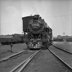 2018.008.IC.S.0205--bruce meyer 120 neg--ICRR--steam locomotive 2-10-2 2715 front view scene--Paducah KY--1955 0600