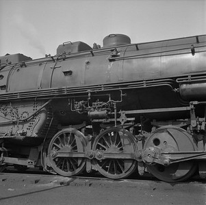 2018.008.IC.S.1001--bruce meyer 120 neg--ICRR--steam locomotive 2-10-2 2808 detail--Paducah KY--1957 0715