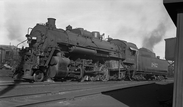 2018.008.IC.S.6015--bruce meyer PC neg--ICRR--steam locomotive 2-8-2 1812--location unknown--no date