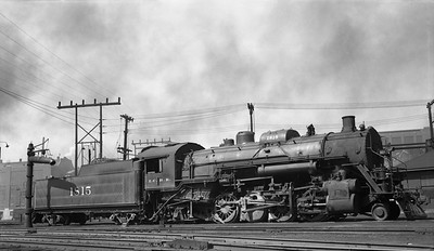 2018.008.IC.S.2617--bruce meyer 116 neg--ICRR--steam locomotive 2-8-2 1815--Paducah KY--1951 0513