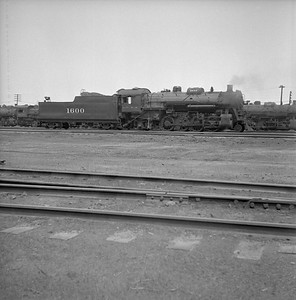 2018.008.IC.S.0231--bruce meyer 120 neg--ICRR--steam locomotive 2-8-2 1600--Paducah KY--1955 0600