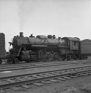 2018.008.IC.S.0580--bruce meyer 120 neg--ICRR--steam locomotive 2-8-2 1691--Champaign IL--1956 1018
