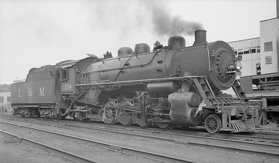 2018.008.LM.S.04--bruce meyer 116 neg--L&M--steam locomotive 2-8-2 158--Edwardsville IL--1937 1002
