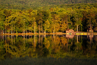 Cacapon Park: Fall Reflections